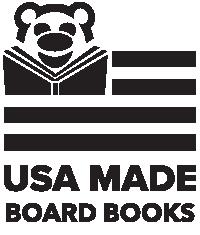 Made in the USA Board Books