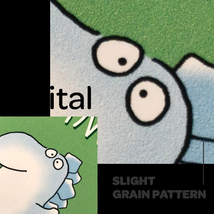 Digital Example of Printing